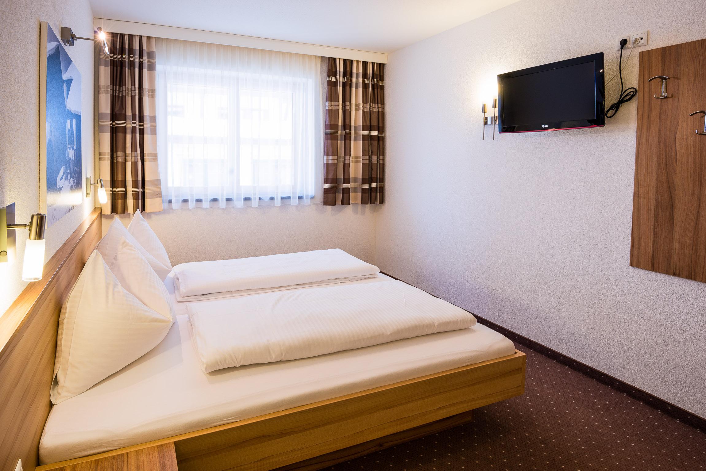 Apartment 2 Doppelbettzimmer